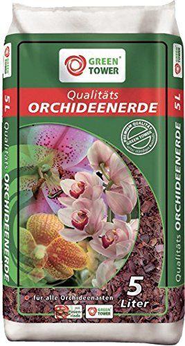sustrato para orquídeas, corteza de pino y turba blanca